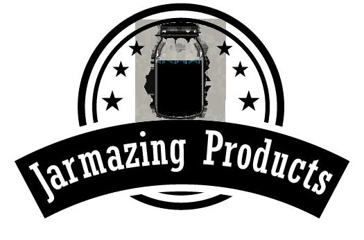 Jarmazing Products Mason Jar Soap Dispenser Black With 16